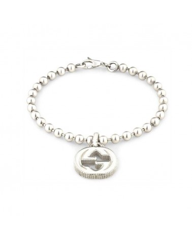 GUCCI Bracelet with GG pendant