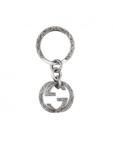 GUCCI Double G key ring