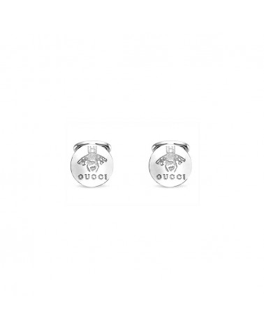 GUCCI Silver cufflinks with bee