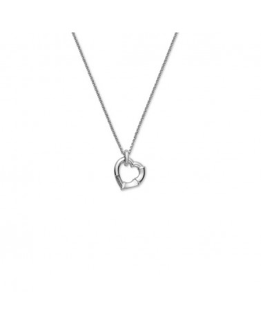 Collana bamboo in argento 393395j8400702