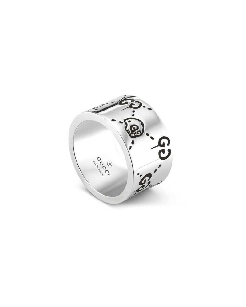 GUCCI GucciGhost silver ring