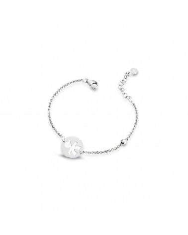 LE BEBE' bracelets in white gold