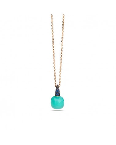 POMELLATO pendant with CAPRI chain