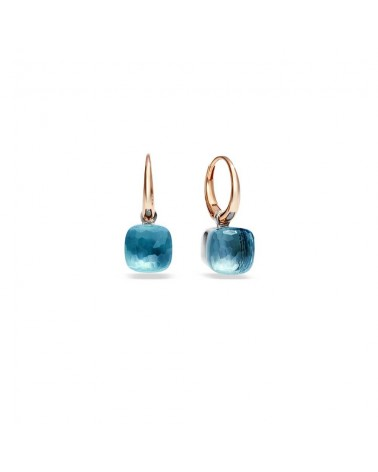 POMELLATO earrings NUDO