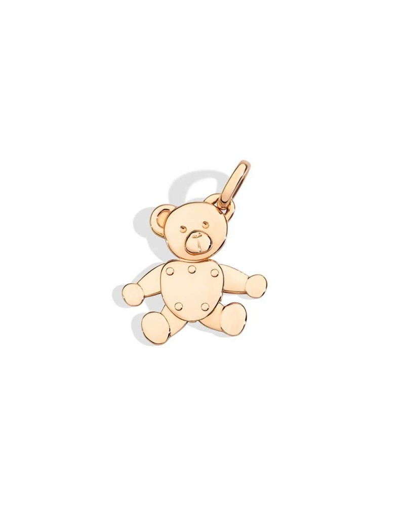 POMELLATO BEAR pendant without chain M.B902 / GO7