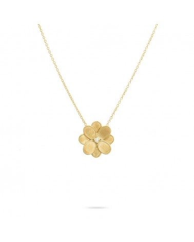 MARCO BICEGO Necklace PETALS collection 42 cm.