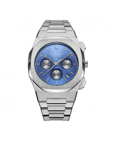 D1MILANO CHRONOGRAPH 41.5 MM IONIC BLUE