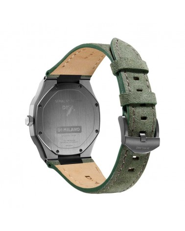 D1MILANO ULTRA THIN SUEDE LEATHER 40 MM FANTE FW19