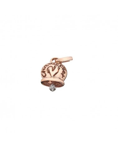 CHANTECLER Medium pendant in rose gold