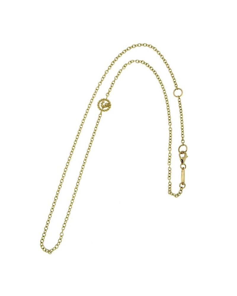 CHANTECLER Necklace in yellow gold