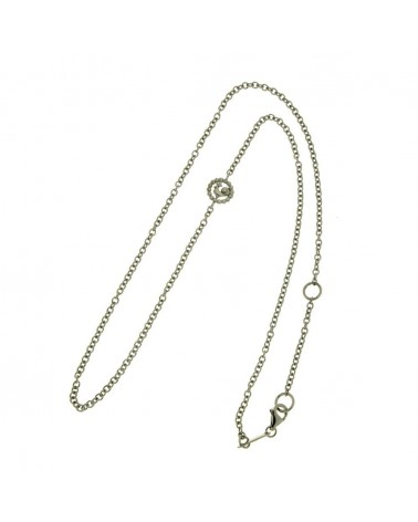 CHANTECLER White gold necklace