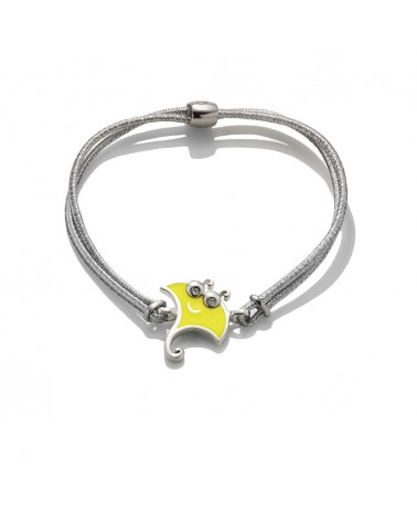 CHANTECLER Small manta ray bracelet