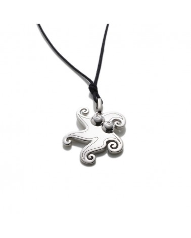 CHANTECLER Starfish pendant