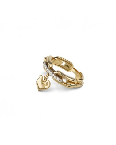CHANTECLER Chain link ring
