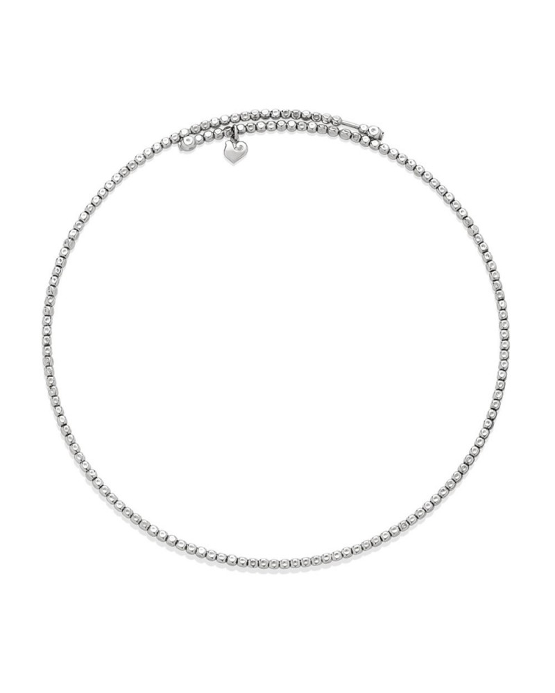 CHANTECLER Suamèm necklace in white gold