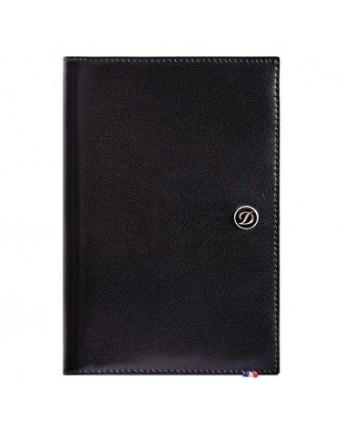 DUPONT PASSPORT COVER, LINE D LEATHER