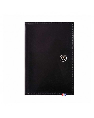 DUPONT BUSINESS CARDS HOLDER, LINE D LEATHER