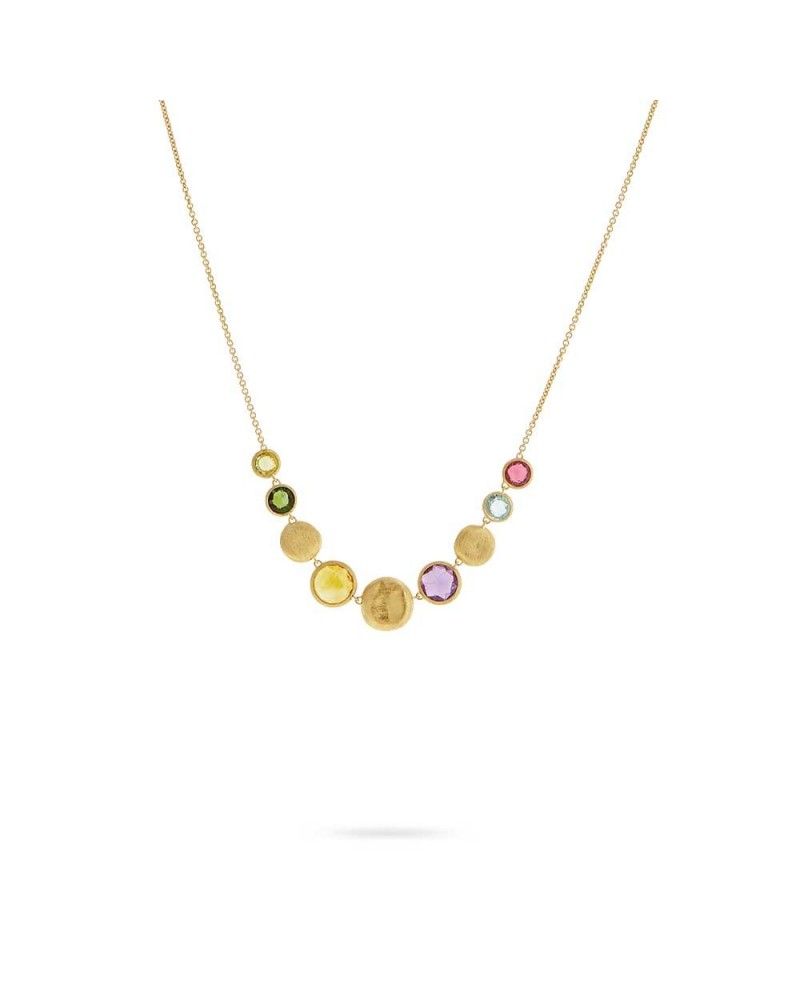 MARCO BICEGO Necklace Jaipur collection 42 cm.