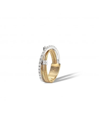 MARCO BICEGO Ring GOA collection