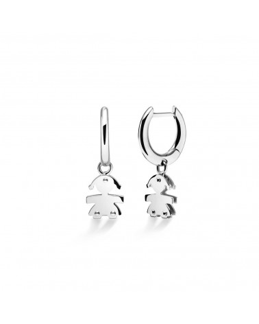 PENDANT EARRINGS I CLASSIC GIRL