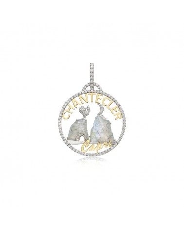 CHANTECLER Small pendant LOGO collection