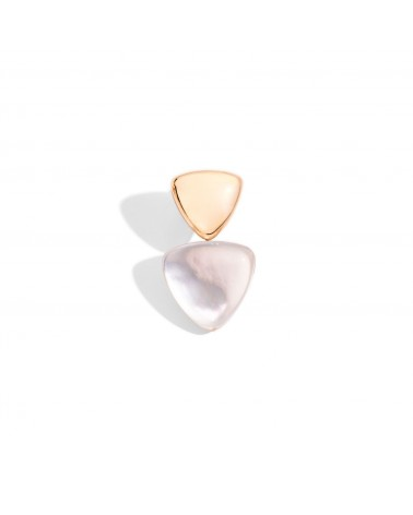 VHERNIER Mono Arrow earring in 18Kt. rose gold