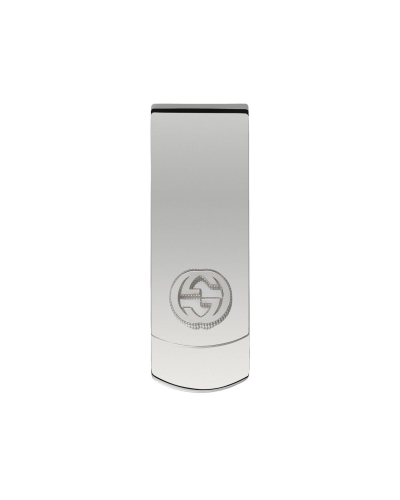 GUCCI Silver money clip with GG detail