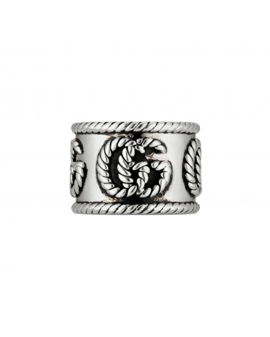 GUCCI Double G ring cod. 627753 J8400 0701