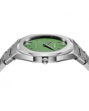 D1MILANO MOSS ULTRA THIN BRACELET 40 MM