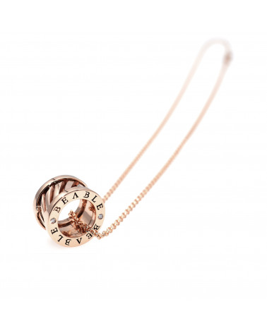CAPECE GIOIELLIERI BEABLE  necklace pink
