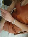 CAPECE GIOIELLIERI Chanel mesh bracelet in gold and brilliants