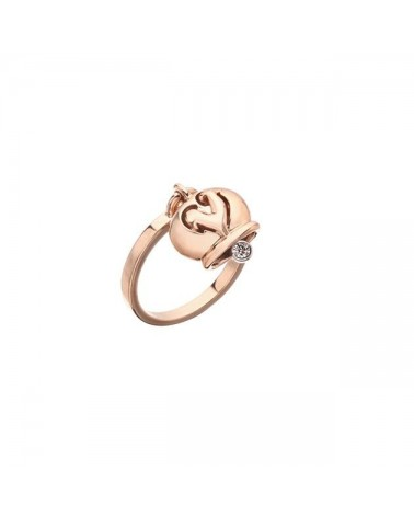 CHANTECLER Campanelle Ring IN ROSE GOLD
