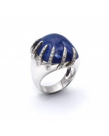 CAPECE GIOIELLIERI Ring with Tanzanite