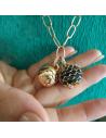 CHANTECLER Paillettes campanella charm