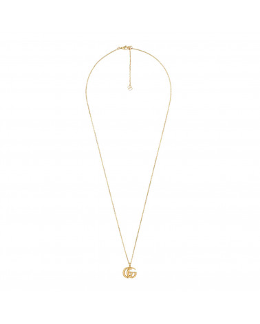 GUCCI GG Running yellow gold necklace cod.502088 J8500 8000