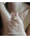 MARCO BICEGO long necklace with boule cod. cb1419y