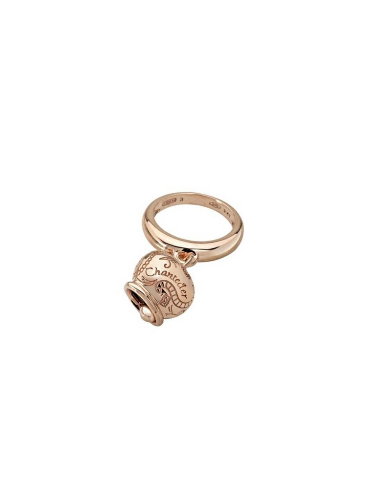 CHANTECLER Small ring in rose gold