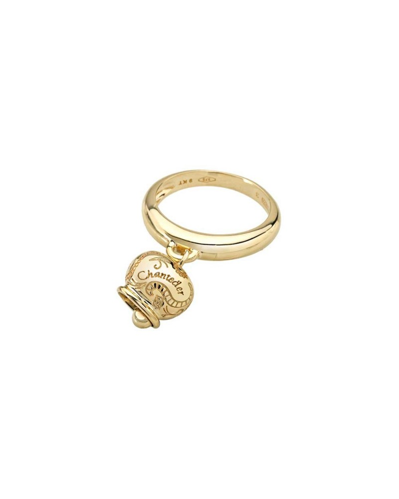 CHANTECLER Small ring in yellow gold