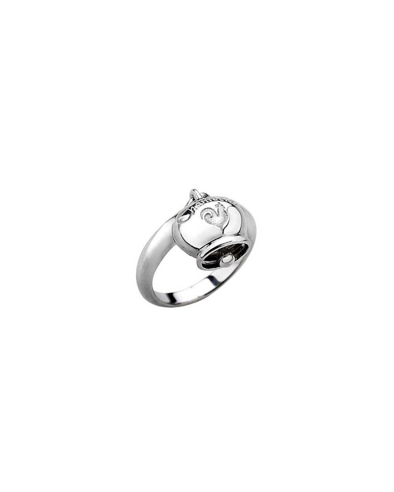 CHANTECLER Ring with a silver bell
