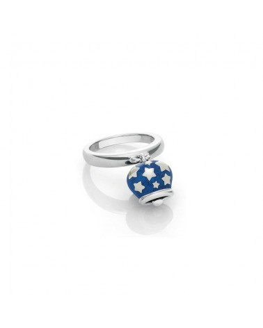 CHANTECLER Double face campanella ring