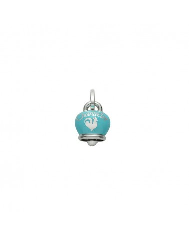 CHANTECLER Large campanella charm in silver